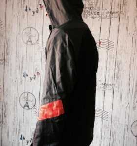 Куртка ветровка Reebok оригинал размер L