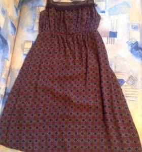 Платье новое для беременных KIABI р.48