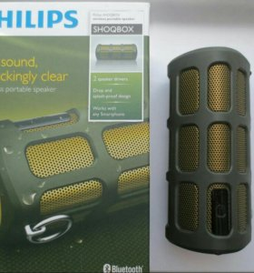 Блютус колонка с сенсорным управлением Philips