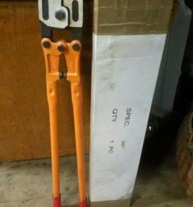 Ножницы для резки кабеля,в упаковке,новые.
