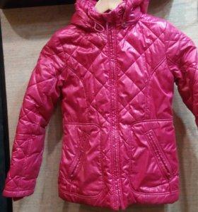 Куртка для девочки рост 140