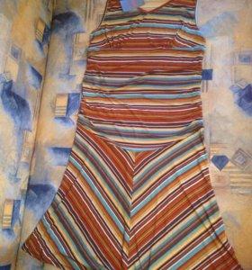 Новое платье для беременных One + One р.46