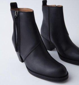 Acne studio ботинки