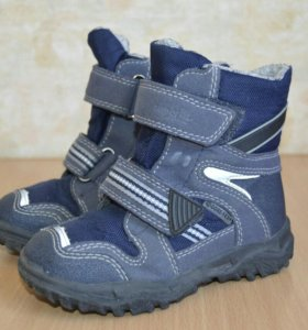 Ботиночки на мальчика р 25 Superfit Goretex