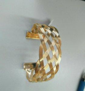 Браслет золото