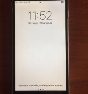 iPhone 6 Plus 16 Gb Silver gray