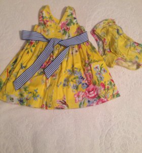 Платье Ральф Лорен на девочку