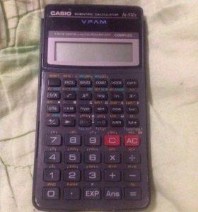 Инженерный калькулятор fx-570s