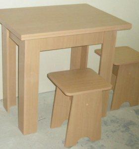Новый кухонный стол-трансформер