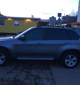 BMW X5 E70 2008г дизель