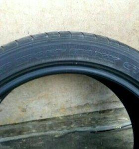 Новые летние шины Dunlop SP Sport Maxx GT