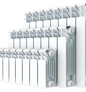 Алюминиевые радиаторы отопления 500/80