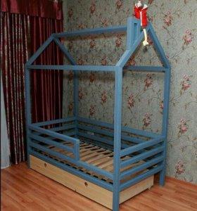 Кровать Hom (Дом)