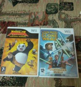 Игровая приставка Wii