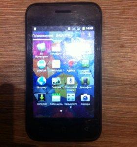 Мобильный телефон Digma XS350