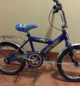 Велосипед детский от 3 лет до 5-6 лет