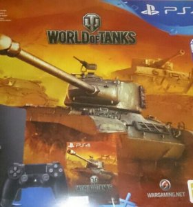 Playstation 4 + World of Tanks