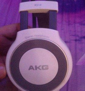Проводные стерео наушники AKG K 514