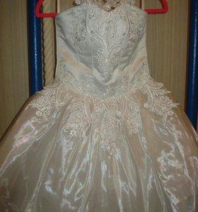 Платье 7-10 лет