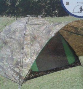 Палатка трехместная LANYU 1624