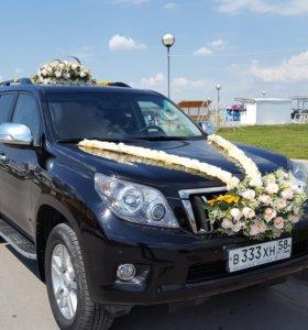 Аренда авто свадебный кортеж