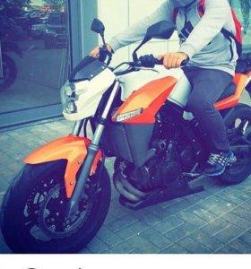 Мотоцикл cfmoto 650nk