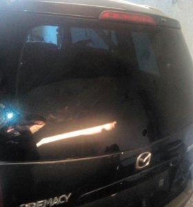 Крышка багажника на Mazda Premacy бу оригинал.