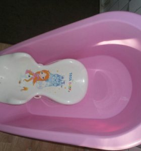 Ванночка+горка