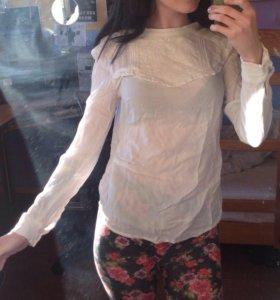 очень красивая винтажная блузка