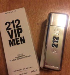 212 VIP Men тестер