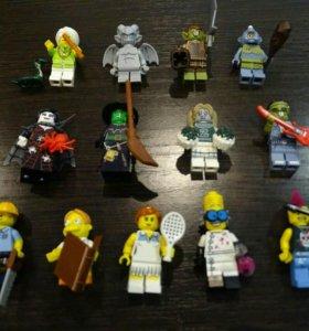 Лего мини фигурки Lego minifigures