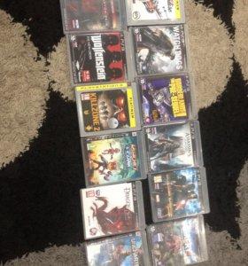 Игры для PS3(12 игр)