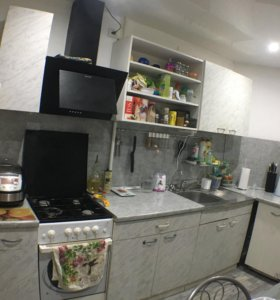 Кухонный гарнитур, мойка