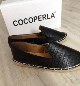 Эспадрильи обувь