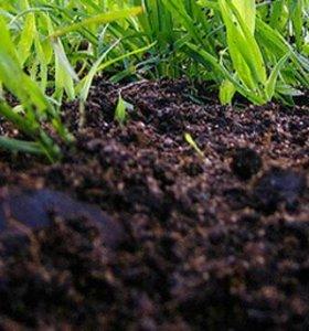 Чернозем плодородный в мешках 50 кг