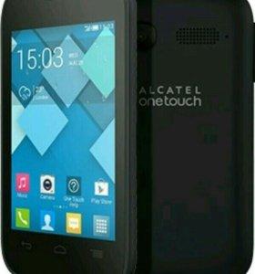 Alcatel ONE TOUCH PIXI 2 4014D (черный)