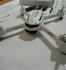 Квадрокоптер hubsan FPV X4 desire H502S