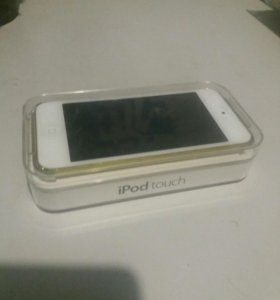 Ipod touch 5 16gb yellow