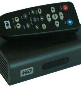Медиаплеер WD TV
