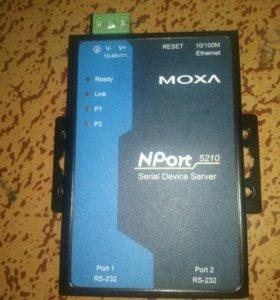 MOXA NPort 5210