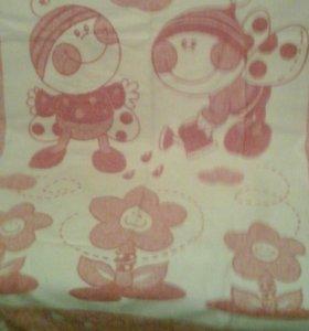 Новые детские одеяла