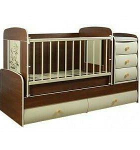 Кровать-трансформер детская 3 в 1 Cтаротитаровская