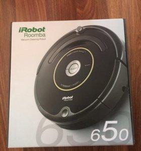 Робот-пылесос iRobot Roomba 650