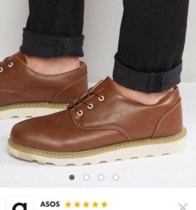 Мужские ботинки d-Struct новые
