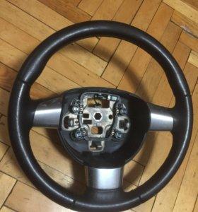 Руль три спицы форд фокус 2