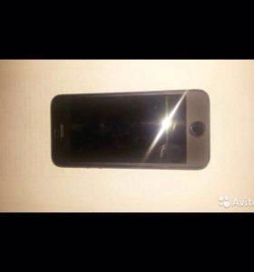 iPhone 5 black LTE