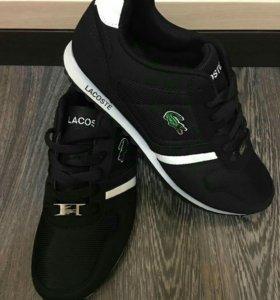Лакост кроссовки новые