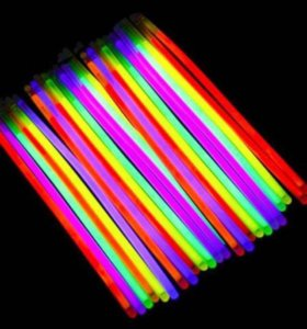 Светящиеся палочки glowstick