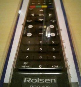 Универсальный пульт Rolsen RRC-100