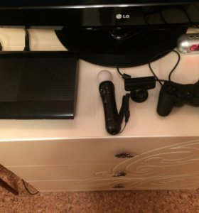 PlayStation 3 + move